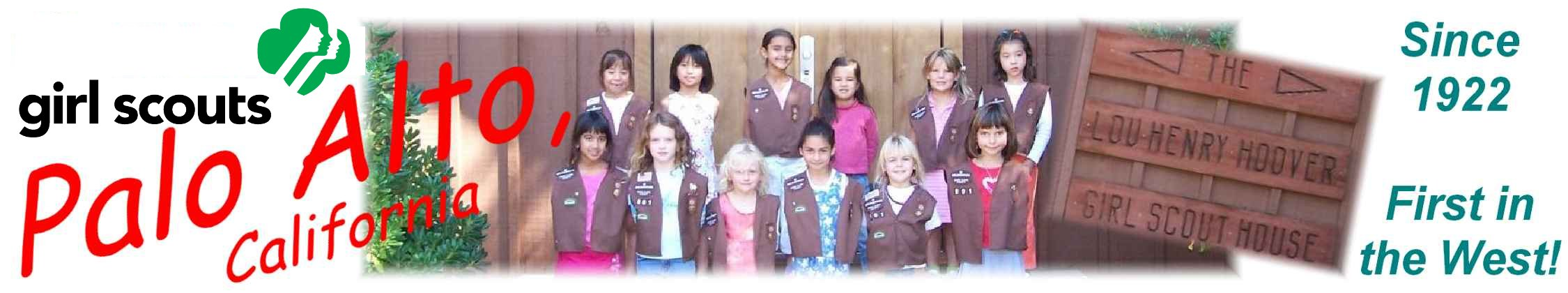 Girl Scouts of Palo Alto Home Page